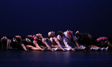 """Land of Nod"" – Saint Marys College of California Dance Company – Photography by David Gaylord"