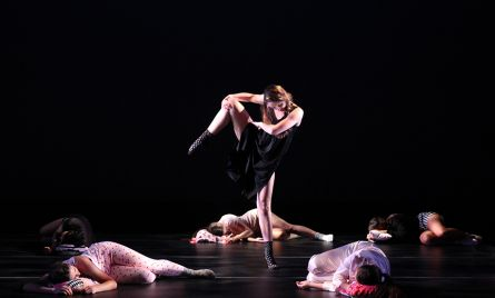 "Saint Mary's College Dance Company: ""Land of Nod"" Photography by David Gaylord"