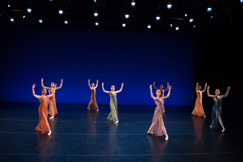 Antique Epigraphs for New York Theatre Ballet at New York Live Arts (Photo by Rachel Neville)